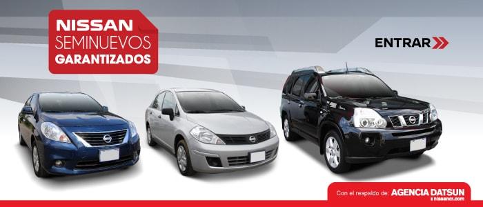 Nissan Certificados
